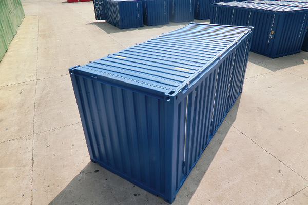 Non-standard shipping container